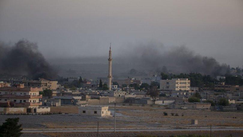 YPG'ye darbe üstüne darbe ! Tel Abyad ilçe merkezi kontrol altına alındı