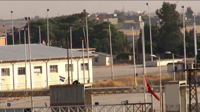 YPG'den temizlenen Tel Abyad ve M4 karayolundan ilk kareler