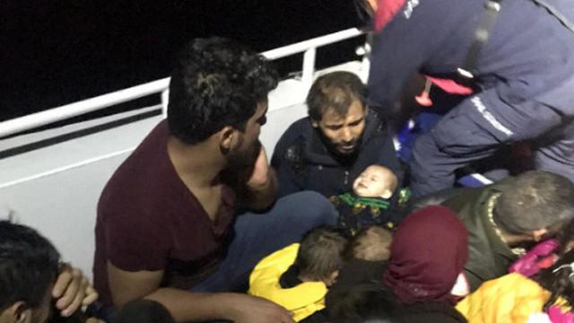 Ayvalık'ta tekne faciası: 2 aylık bebek ve bir çocuk öldü