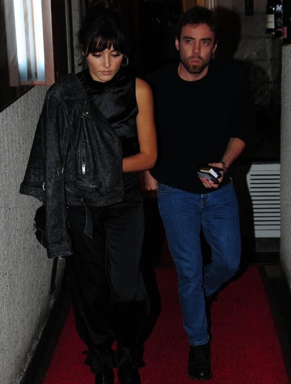 Murat Dalkılıç ile Hande Erçel restoranda kavga etti