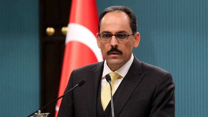 Türkiye'den ''operasyonunu durdurun'' çağrılarına yanıt