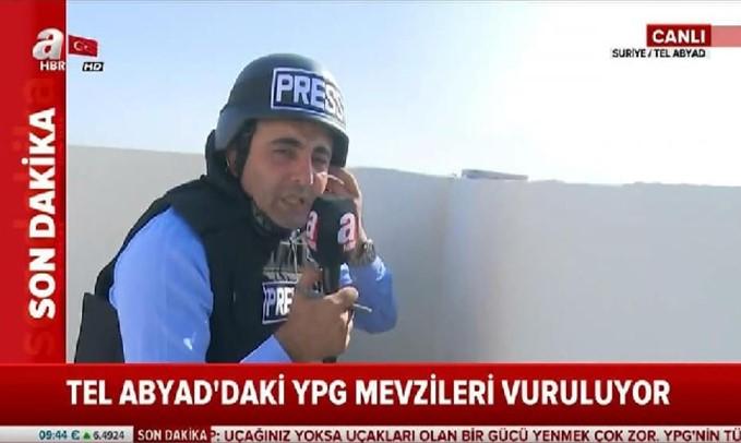 A Haber'in yalanını TRT ortaya çıkardı !