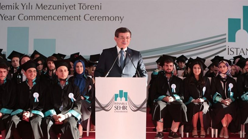 Davutoğlu'nun kurucusu olduğu üniversitenin varlıklarına el konuldu