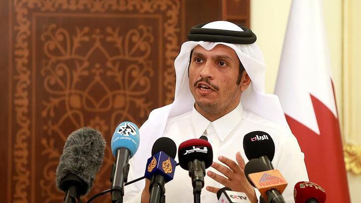 Katar'dan Barış Pınarı Harekatı'na tam destek