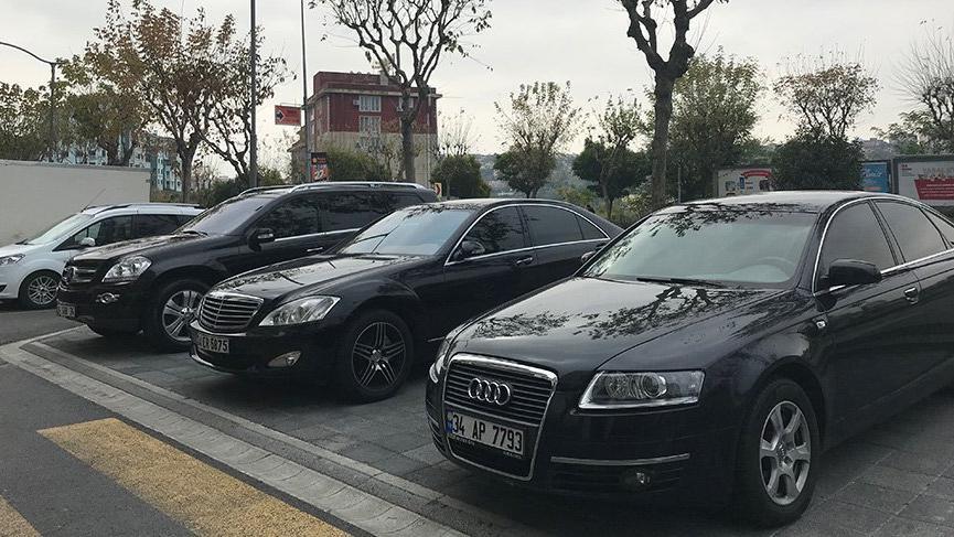 İBB'nin lüks araçları satışa çıkıyor