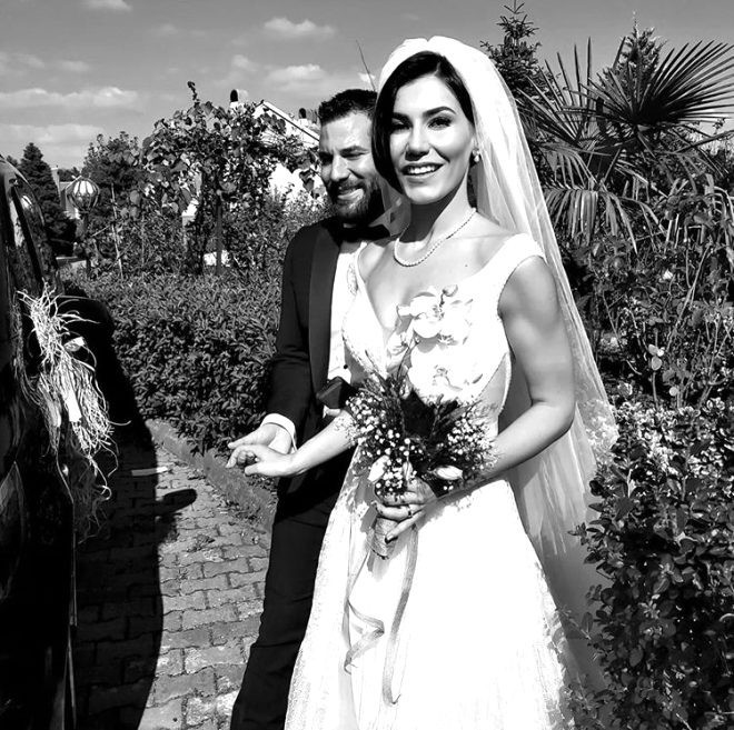Oyuncu Çağkan Çulha evlendi
