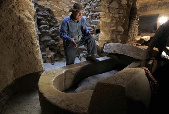 Bilim insanları şokta ! 4 bin yıl sonra ortaya çıktı