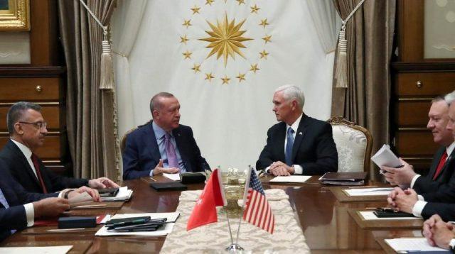 ABD basını anlaşmayı böyle gördü: Erdoğan, Trump'ı ikinci kez aşağıladı