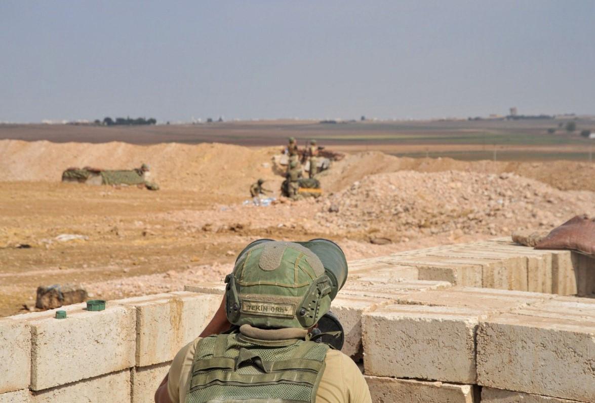 MSB: Teröristler son 36 saatte 14 saldırı gerçekleştirdi