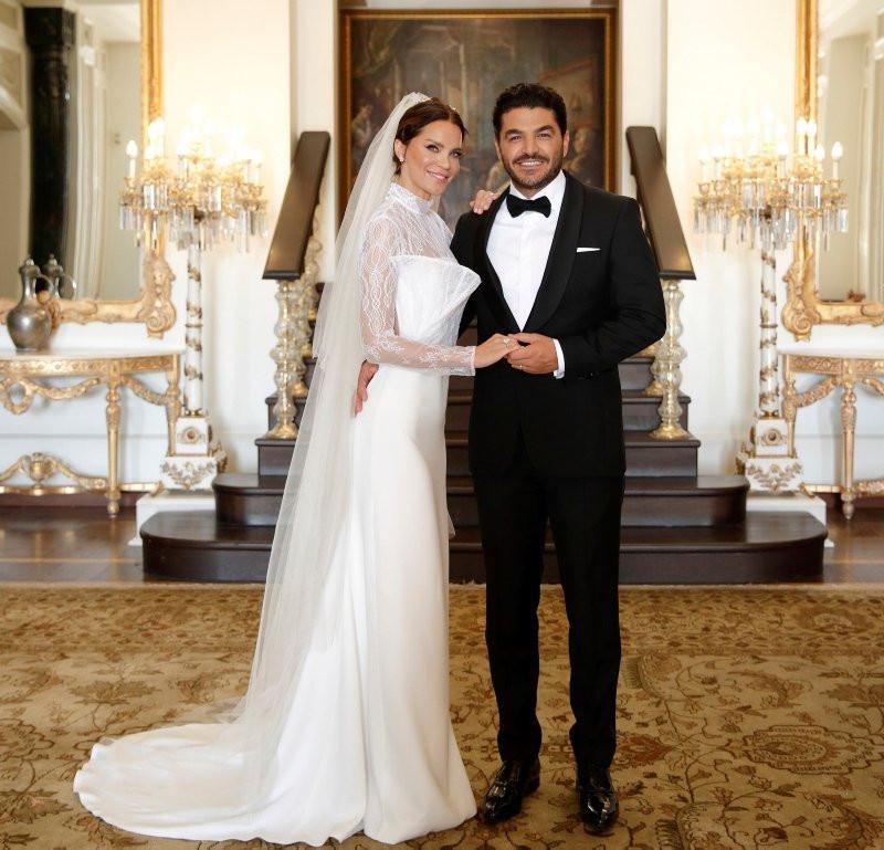 Ebru Şallı'ya kocasından milyon dolarlık hediye !