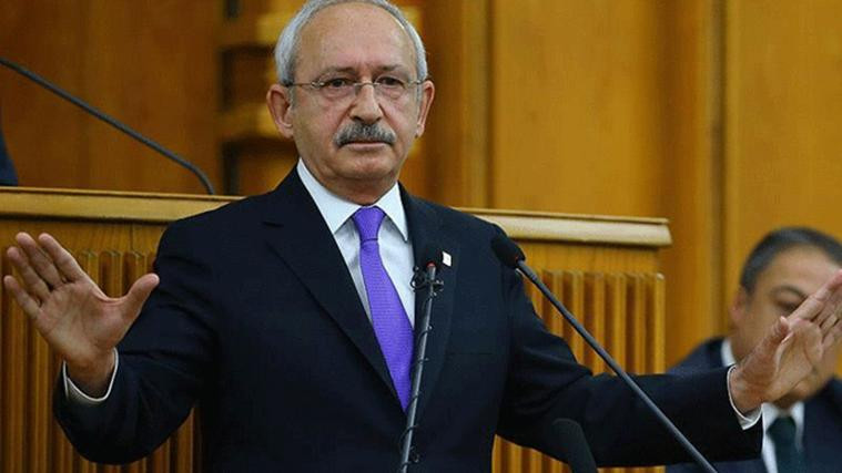 TBMM TV Kılıçdaroğlu'nun yayınını kesti