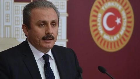 Meclis Başkanı'ndan 50 artı 1 açıklaması