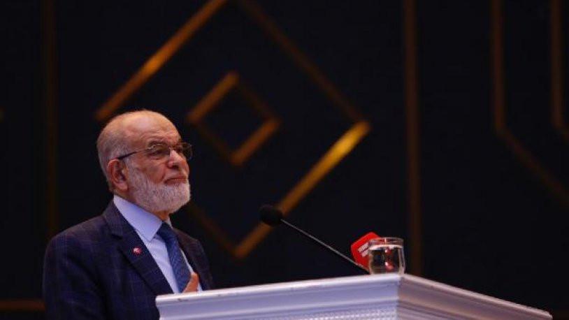 Karamollaoğlu'ndan ''yüzde 50+1'' açıklaması