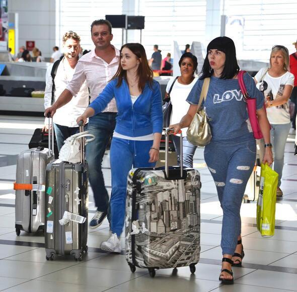 Antalya'da müthiş rekor !  14 milyon turist geldi