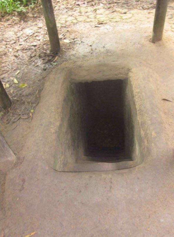 Amerikan askerlerini çıldırtan tünel