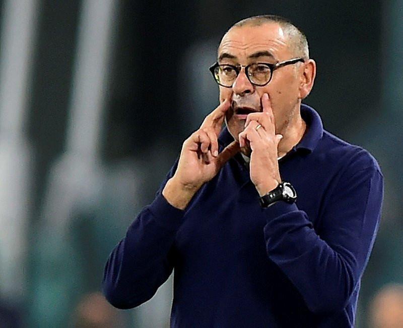 Juventus'un hocası Sarri'den Merih için ilginç benzetme