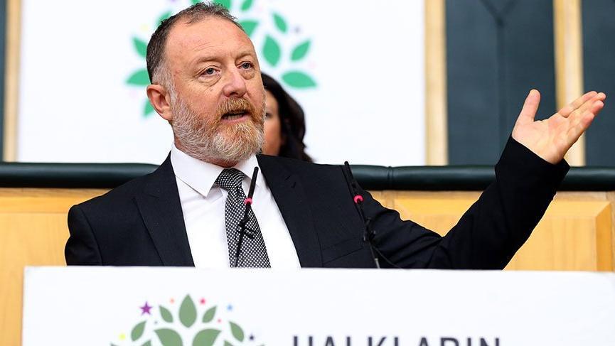 HDP'den kayyum protestosu: ''Katılmayacağız''
