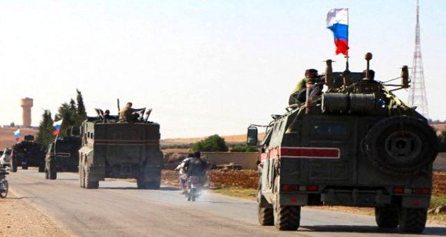 Rusya'dan YPG'ye uyarı: TSK ile teke tek kalacaksınız