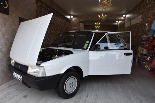 Bu otomobile 45 bin lira verdi