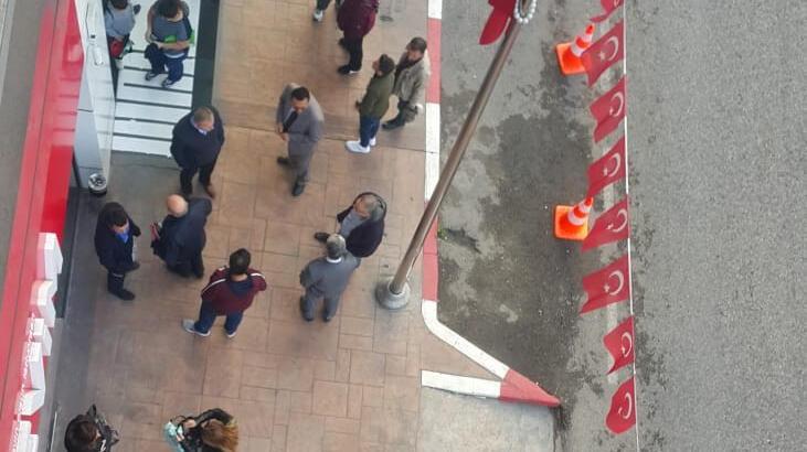 MHP'li başkandan belediye çalışanlarına ilginç ceza!