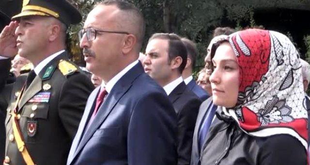 HDP'li isim İstiklal Marşı'nı okumadı
