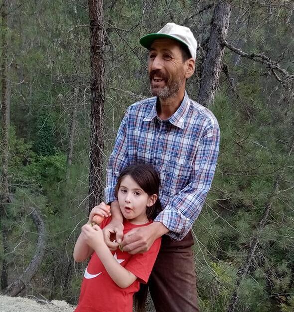 Bir babanın 6 yaşındaki kızı için yaptıkları Türkiye'yi ağlattı