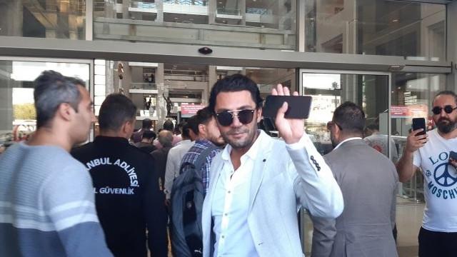 Cezaevine giren Yaşar İpek'ten mahkumlara sürpriz