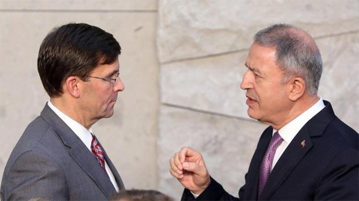 Türkiye'den ABD'ye kritik mesaj