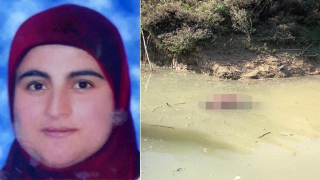 4 gün önce kaybolan kadının cesedi bulundu