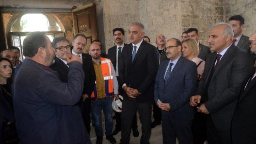 Ayasofya Camii ziyarete kapatılacak
