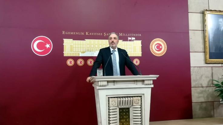 AK Parti'de istifa depremi: ''İstifa etmemi Erdoğan istedi''