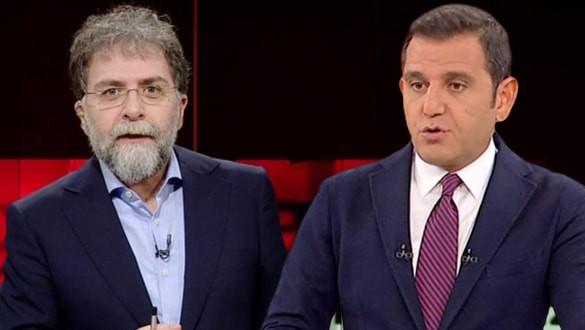 Fatih Portakal'dan Ahmet Hakan'a yanıt !