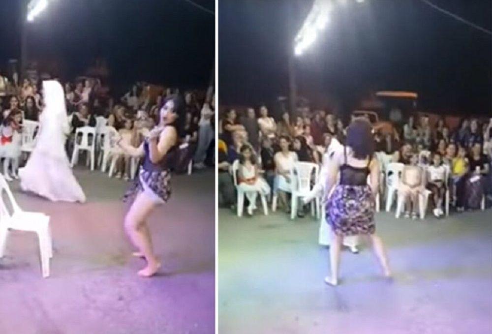 Sünnet düğünündeki rezalette dansçılara gözaltı