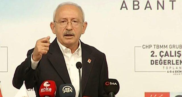 Kılıçdaroğlu'ndan Bahçeli'ye dokunulmazlık cevabı