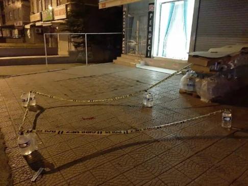Ankara'da bir çocuk 2.5 aylık kardeşini camdan attı !