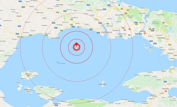 Jeologlar uyardı! Büyük İstanbul depremi için korkutan açıklama