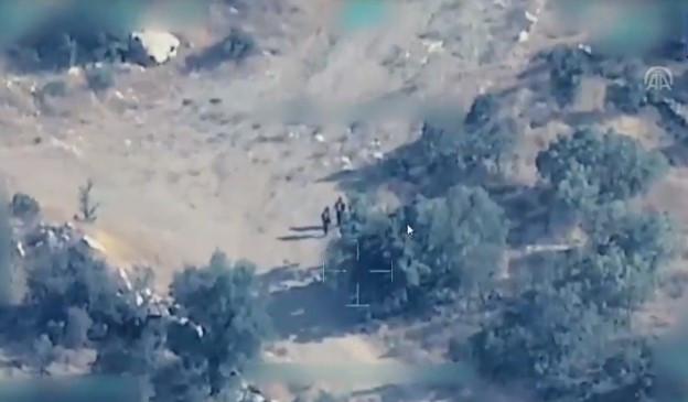 Kandil'e nokta atış ! PKK'nın kritik ismi hedef alındı
