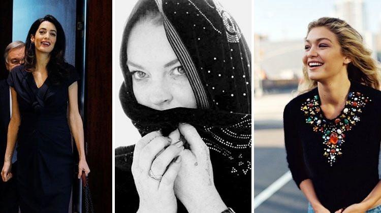 İşte Hollywood'un Müslüman ünlüleri!