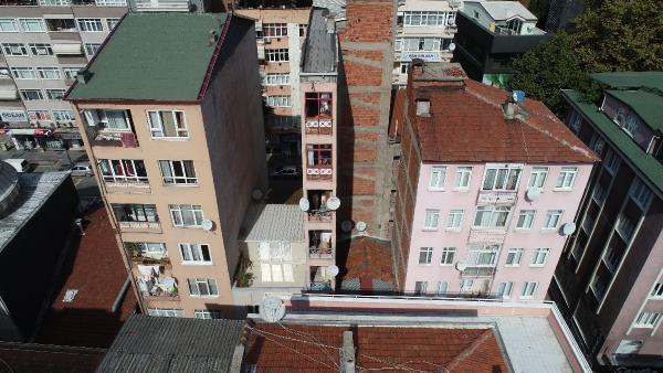 ''Böylesi ancak Türkiye'de olur'' dedirten bina !