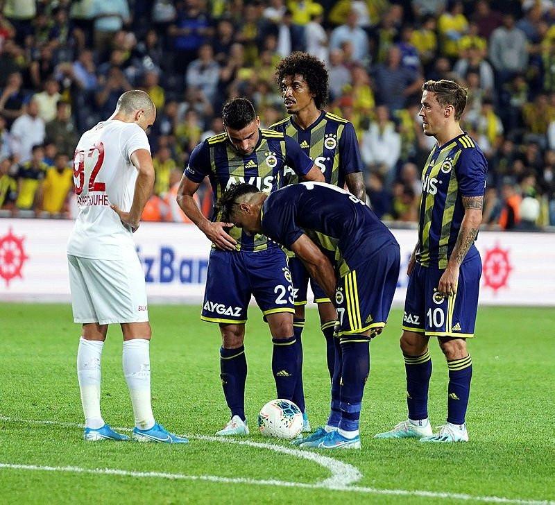 Fenerbahçe büyük bombayı devre arasında patlatacak
