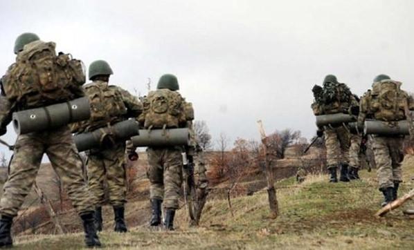 Yabancı ajanslar: ''Türk ordusu Suriye'ye girdi!''