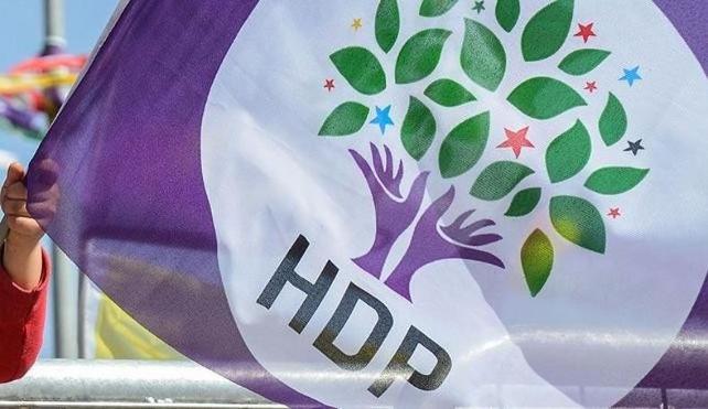 HDP'den ''Barış Pınarı Harekatı'' hakkında ilk açıklama