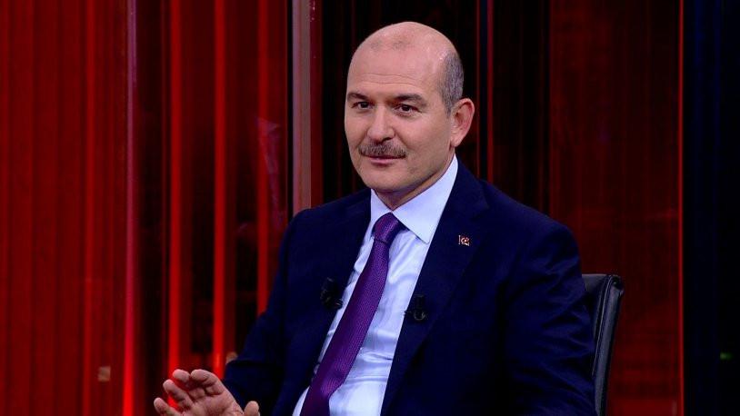 İçişleri Bakanı Soylu'dan Barış Pınarı Harekatı açıklaması