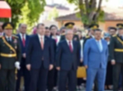 Çanakkale'de 10 Kasım töreninde ''siren'' krizi !