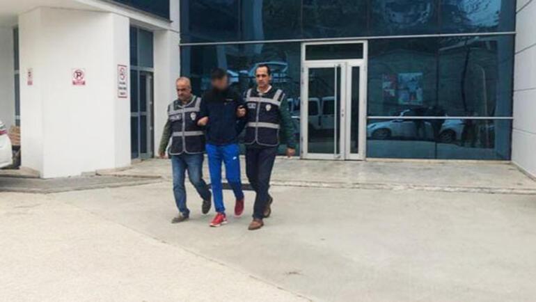 Üniversiteli kızları taciz eden sapık tutuklandı !