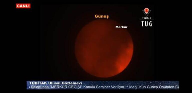 Bir sonraki 2032 yılında... Merkür Güneş'in kalbinden geçti