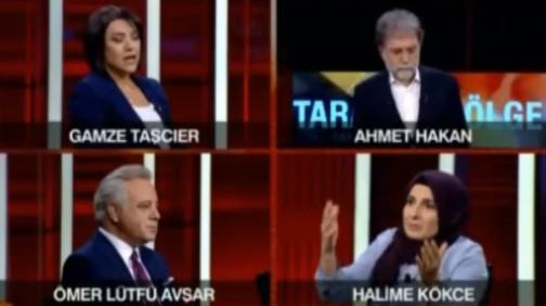 Canlı yayında CHP'li milletvekilinden, Star yazarına ters köşe