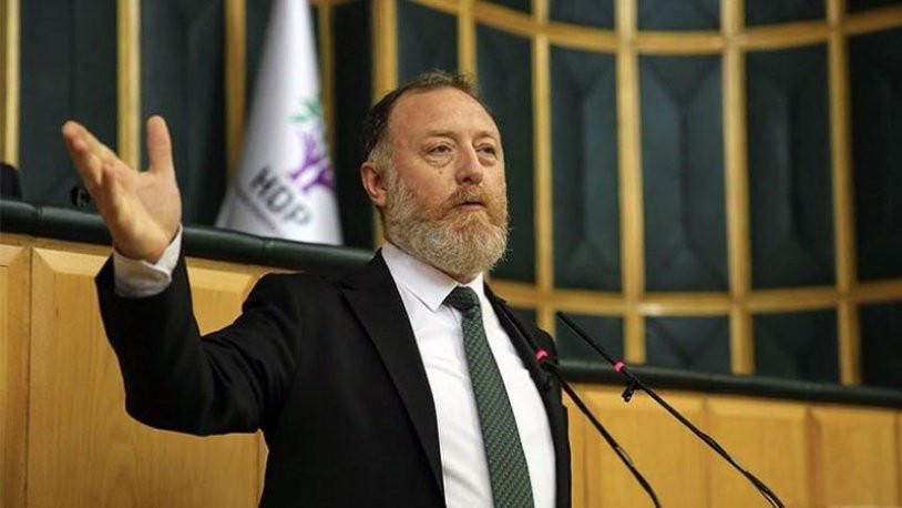 HDP yine ''çözüm Öcalan'' dedi