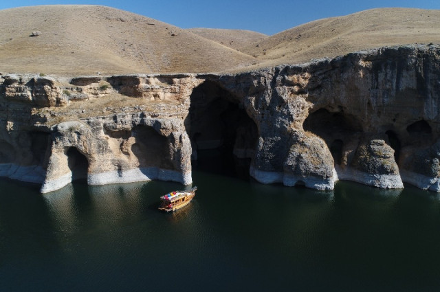 Elazığ'da 9 milyon yıllık keşif ! Hayran kalacaksınız
