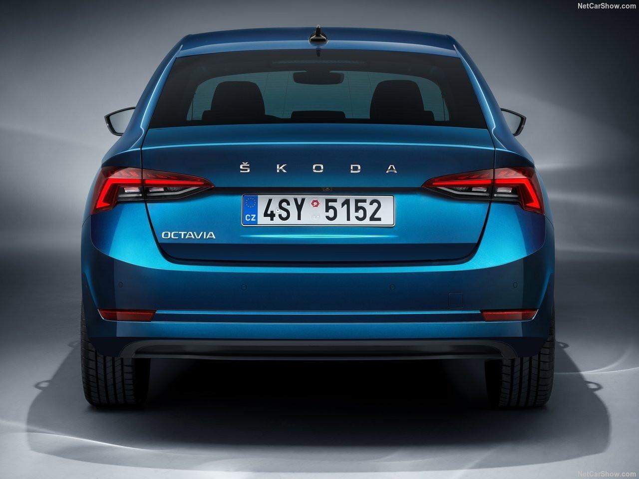 2020 Skoda Octavia tanıtıldı